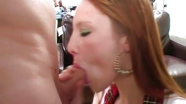 Texas Cougar Deauxma Scissor fickt GF & pornos mit reifen frauen In Dreier!