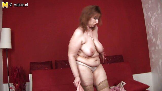 Busty nimmt harten Schwanz & Cum! sexfilme mit älteren damen